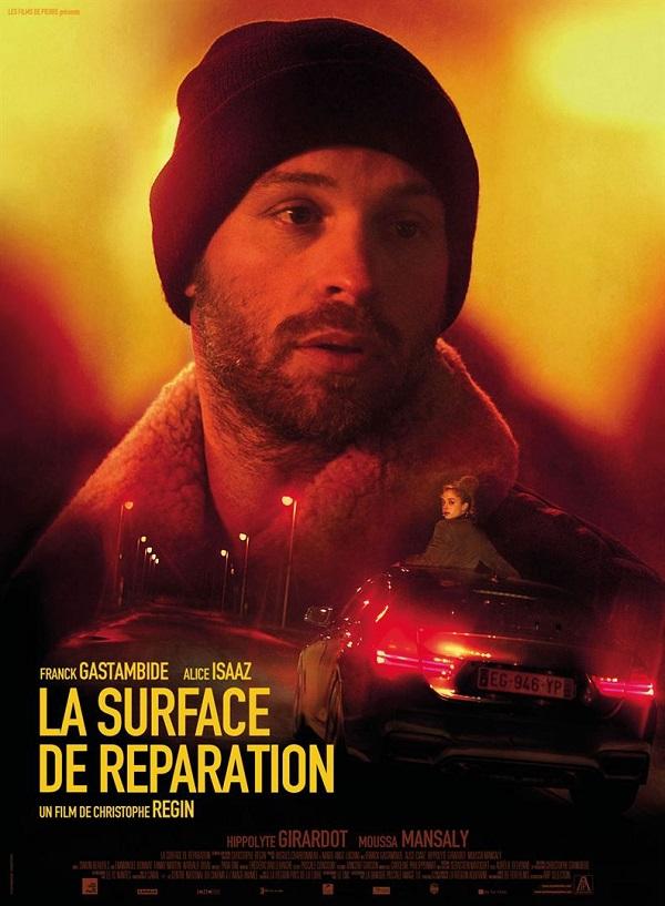 LA SURFACE DE REPARATION