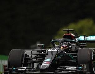 Lewis Hamilton, maître incontesté.