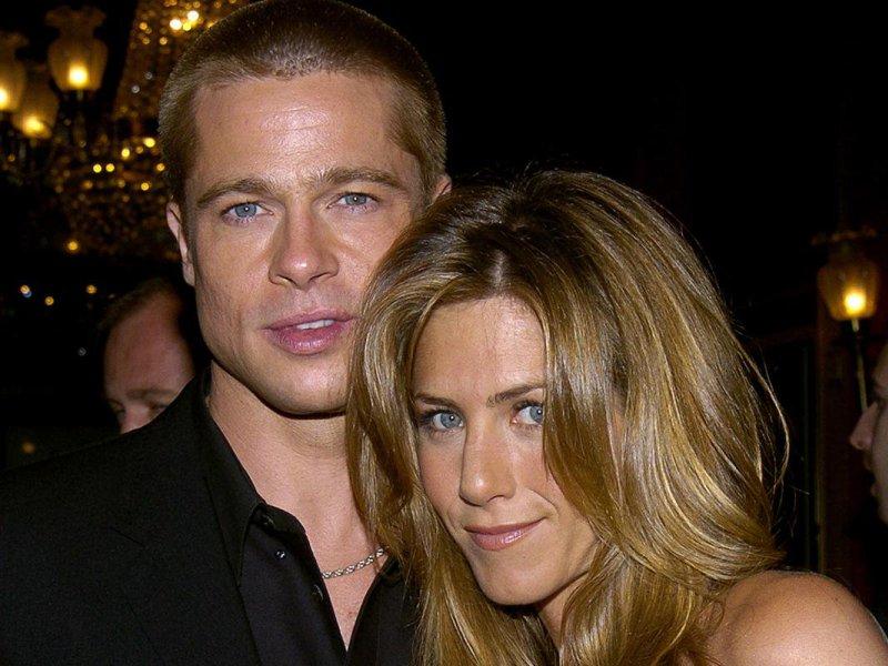 Jennifer Aniston et Brad Pitt, peut-être une seconde romance.