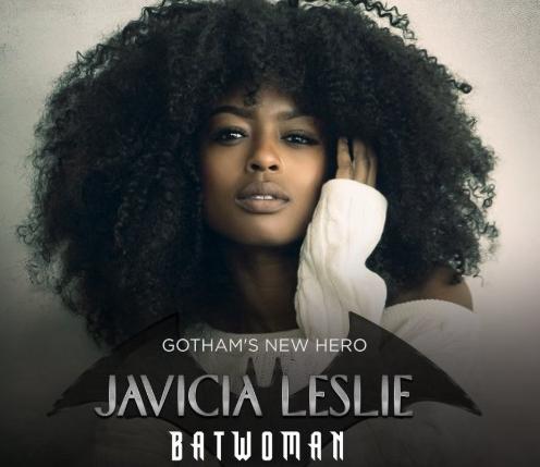 Javicia Leslie incarnera le personnage principal dans un nouveau rôle dans la saison 2