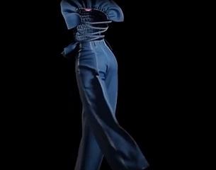 Anifa Mvuemba : la créatrice de mode congolaise réalise le 1er défilé de mode 100% virtuel