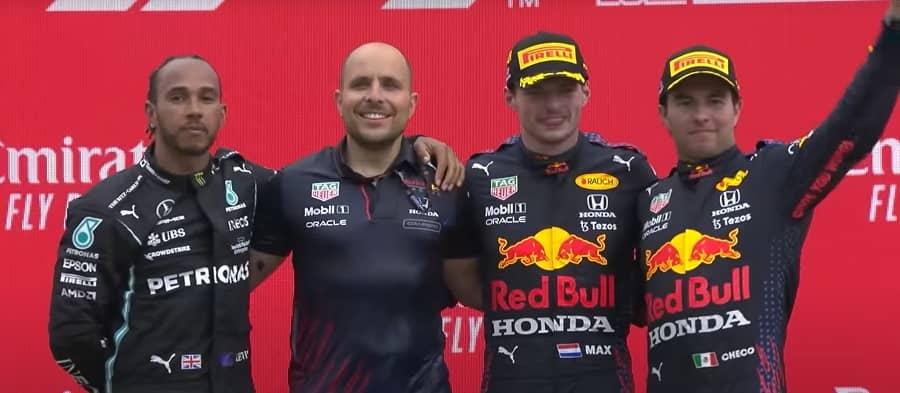 VIP Crossin - Grand Prix de France,  une nouvelle victoire de Verstappen à l'arraché !