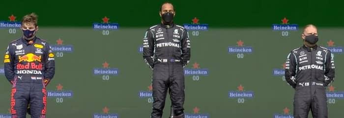 VIP Crossin - Lewis Hamilton a remporte le Grand Prix de Portugal, à Portimao