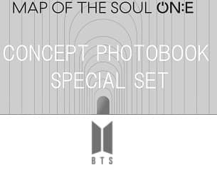 Map Of The Soul ON: E Special Set
