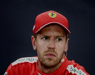 Vettel, départ surprise de Ferrari