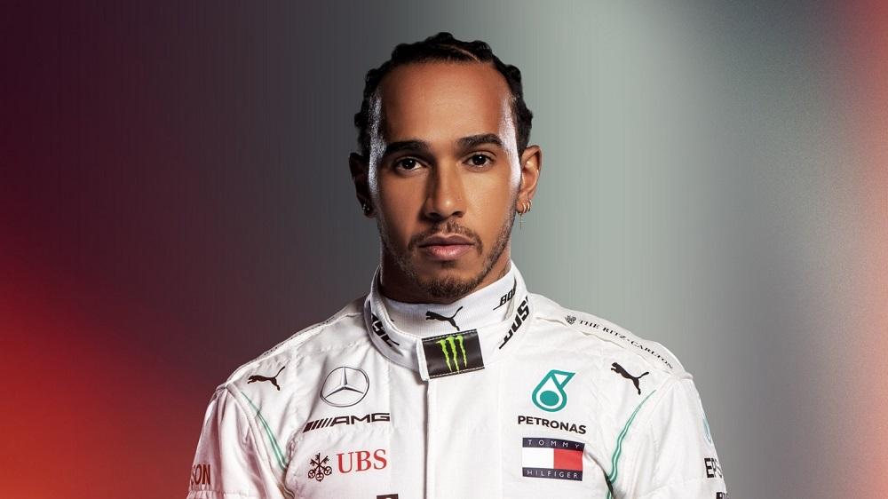 Lewis HAMILTON - VIP Crossing