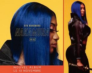 Aya Nakamura, ventes et écoutes records