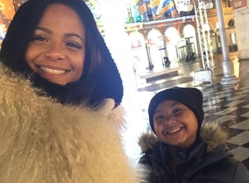 Pokora et Christina Milian sont en couple
