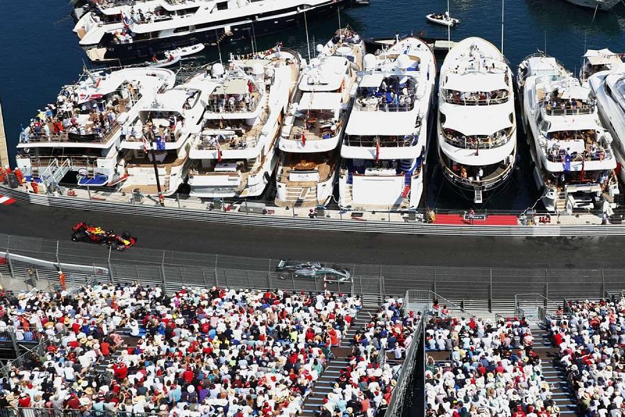 Formule 1 - Grand Prix de Monaco 2018