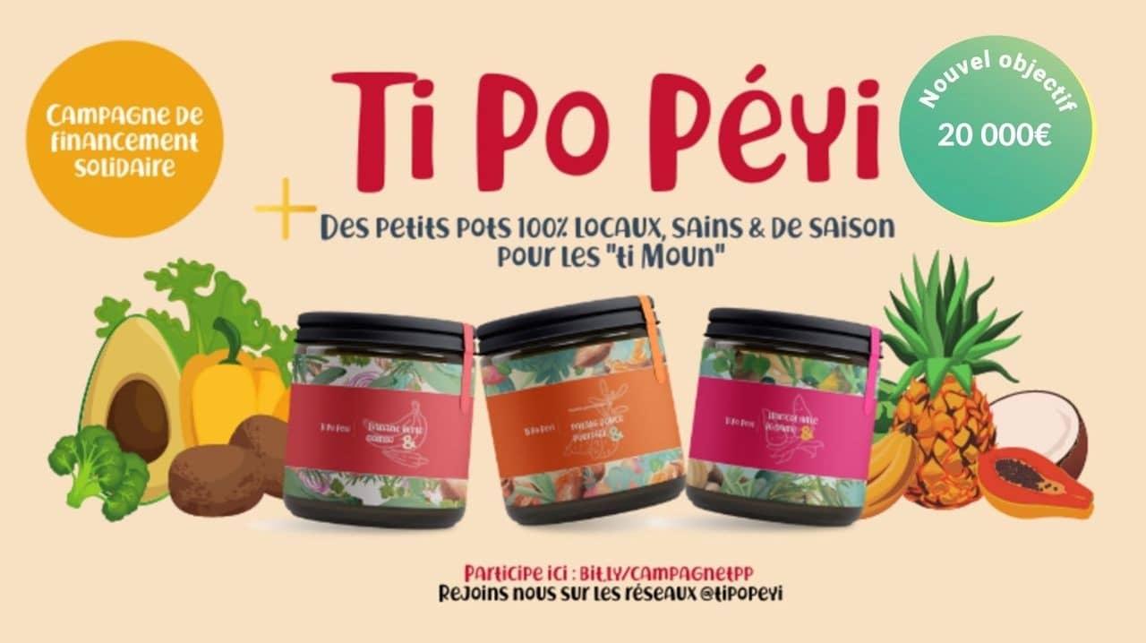 VIP Crossin - TI PO PEYI: des petits pots locaux & tropicaux