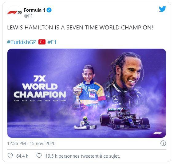 VIP Crossing -  Formule 1