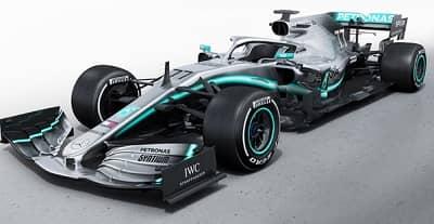 "VIP Crossin - La ""Mercedes-AMG W12 E Performance"" présentée"