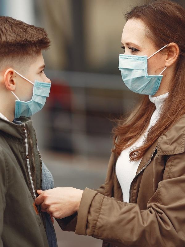 Coronavirus, transmission par l'air