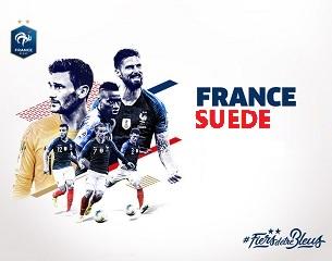 France - Suède : Ligue des Nations