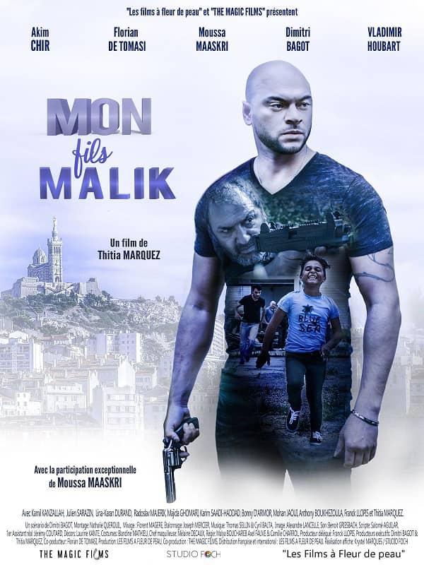 Mon premier long métrage - Mon fils Malik