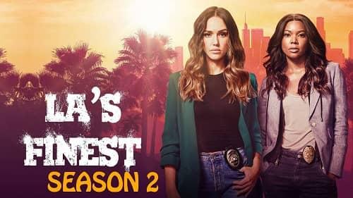 L.A.'s Finest, la saison 3 annulée