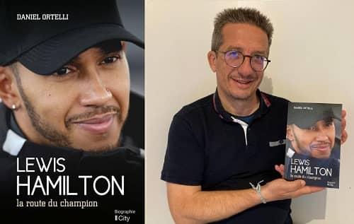 Lewis Hamilton: La route du champion - Le livre