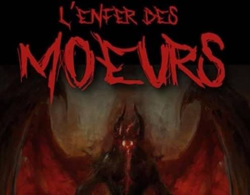 L'Enfer des Moeurs Broché de Hervé COMBIER à  découvrir