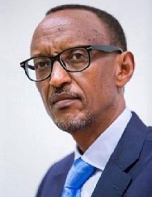 Kagame Paul