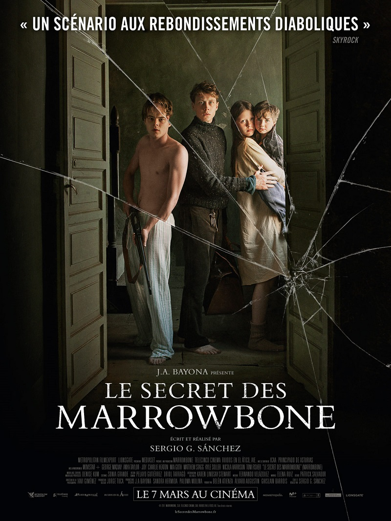 LE SECRET  DE MARROWBONE
