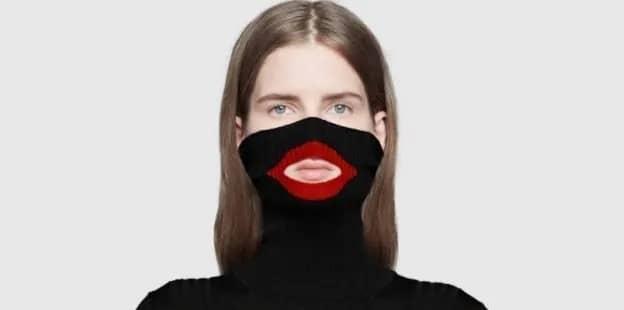 """Le pull Gucci est accusé d'imiter une """"blackface"""""""