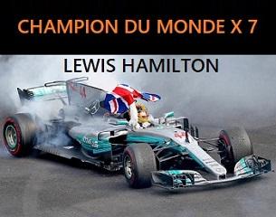 Hamilton champion du monde en Turquie ?