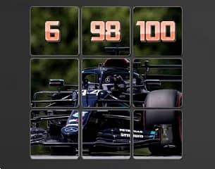 VIP Crossin - Lewis Hamilton s'impose au grand Prix d'Espagne