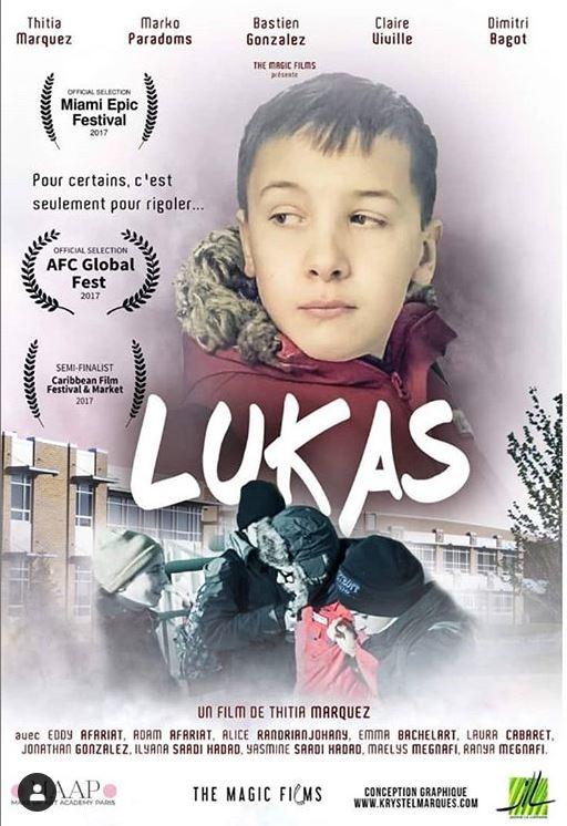 Mon  quatrième film - Lukas