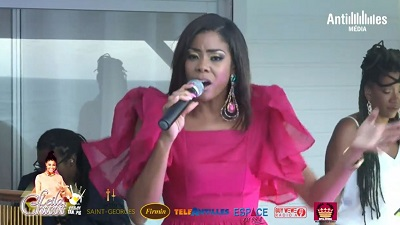 Le concert Live de Leîla Chicot a attiré plus de 40000  connectés