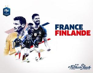 France 0 - Finlande 2 : Une équipe de France en demi-teinte face à une Finlande bien organisée