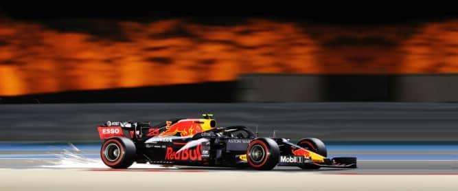 VIP Crossin - Max Verstappen trop fort s'impose lors de qualifications du grand prix de Bahreïn