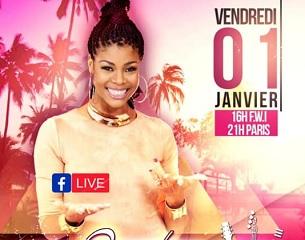 Leïla Chicot, le concert du 01/01/2021