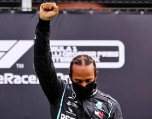 Lewis Hamilton, domine le GP  de  Styrie