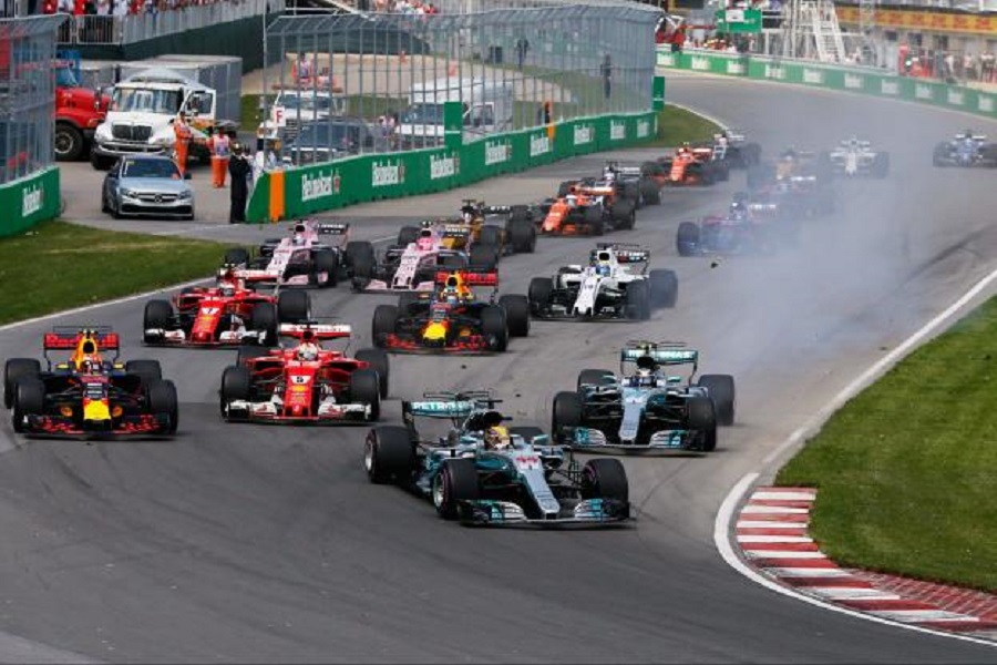 Formule 1 - Grand Prix du Canada 2018
