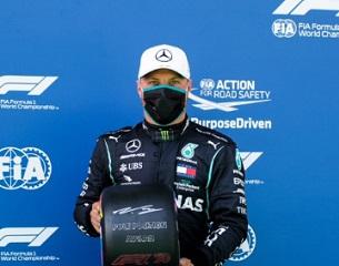 Gand prix d'Autriche, Valtteri Bottas plus rapide lors de la séance des qualification