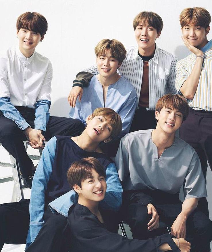 BTS, un nouvel album le 21/02