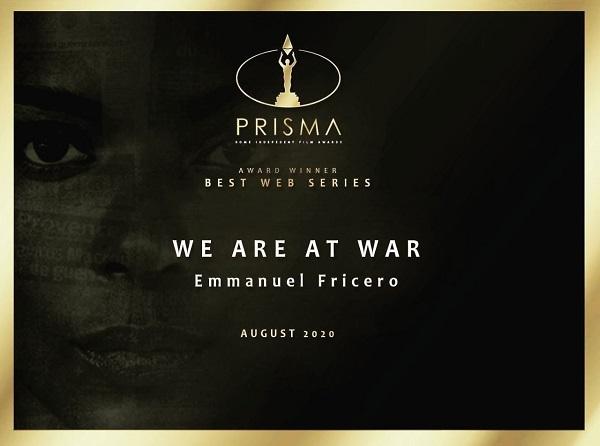 Nous sommes en guerre - meilleur web série