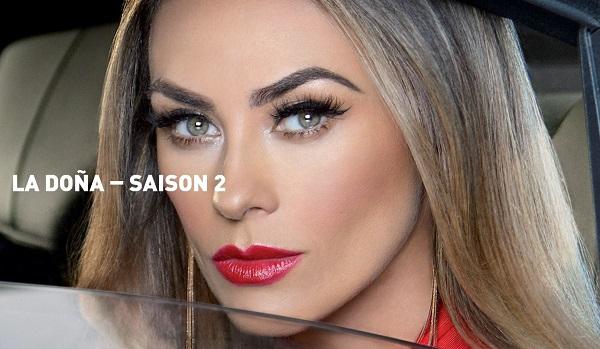 La Doña - saison 2