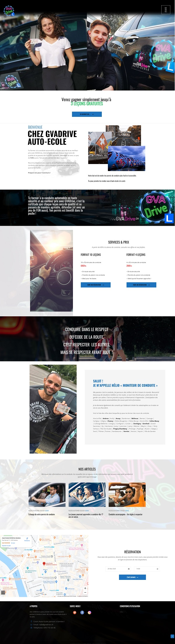 Graphitys Web Design - VIP Crossing