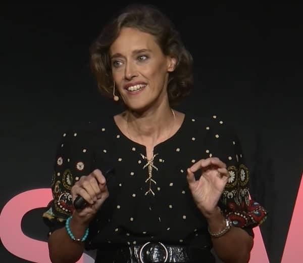 Alexandra Henrion-Caude - VIP Crossing