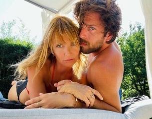 Axelle Laffont, amoureuse.