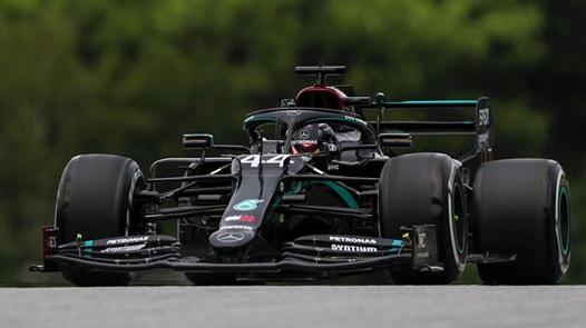 VIP Crossin - Grand Prix d'Autriche : meilleur temps des deux premières séances d'essais libres