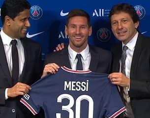 Lionnel Messi sera-t-il le grand champion tant attendu par le PSG ?