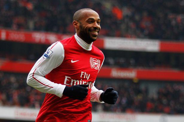 "Thierry Henry: N°1 ""Premier League"""