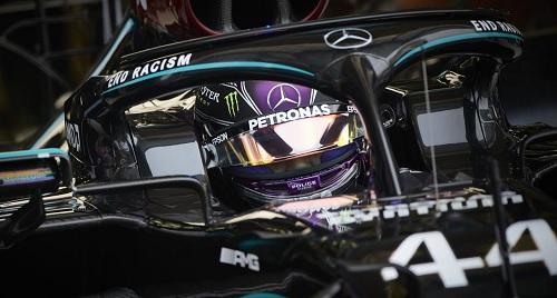 VIP Crossin - Grand Prix de Bahreïn , un onzième succès pour Lewis Hamilton